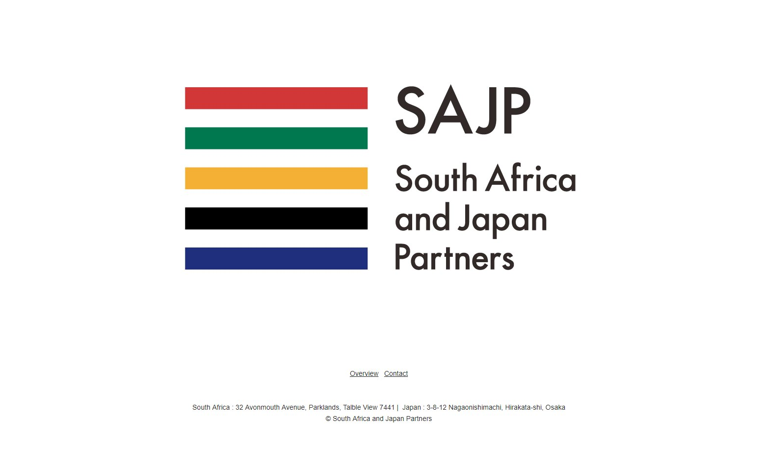 South Africa and Japan Parters